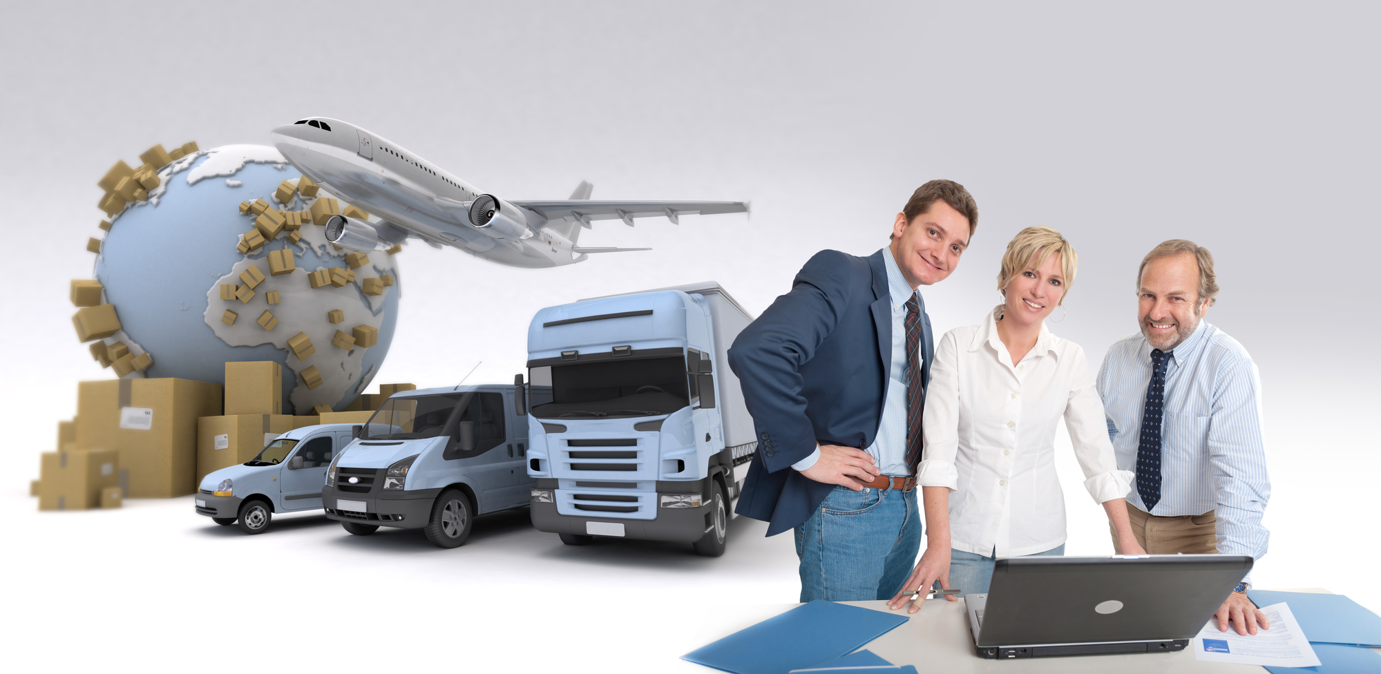How to choose a freight forwarder boxon logistics for Salon transport et logistique