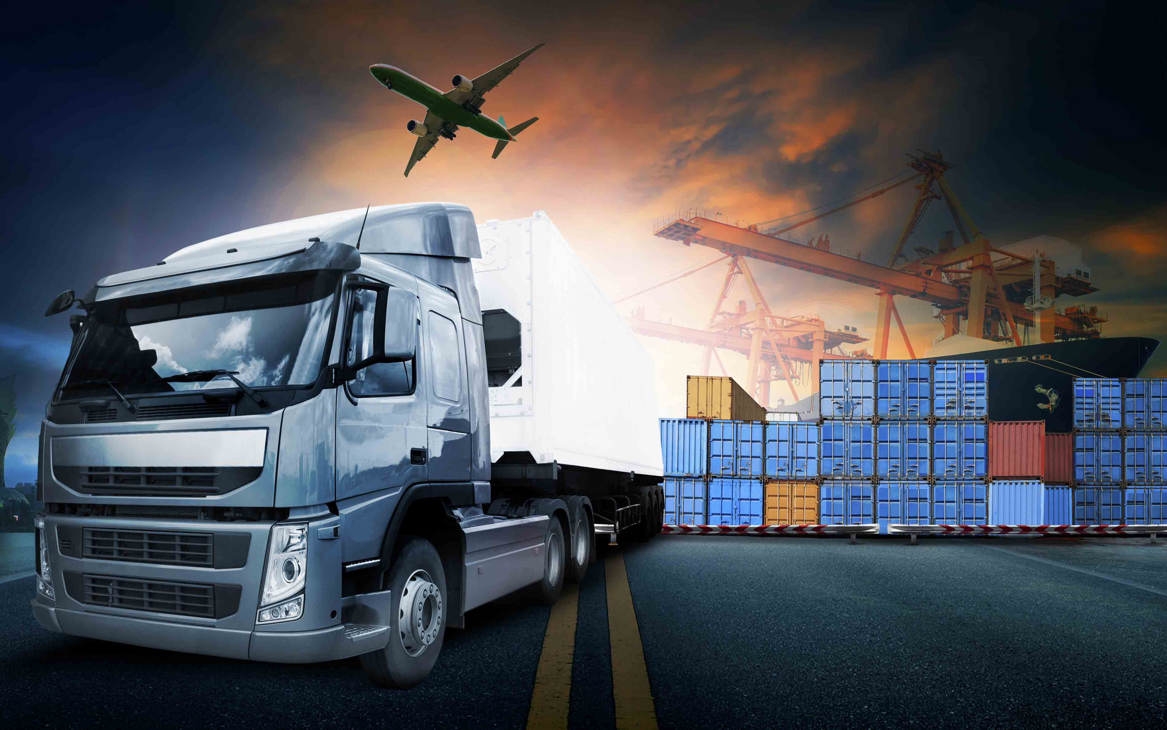 A Look Into 'Logistics in 2016'