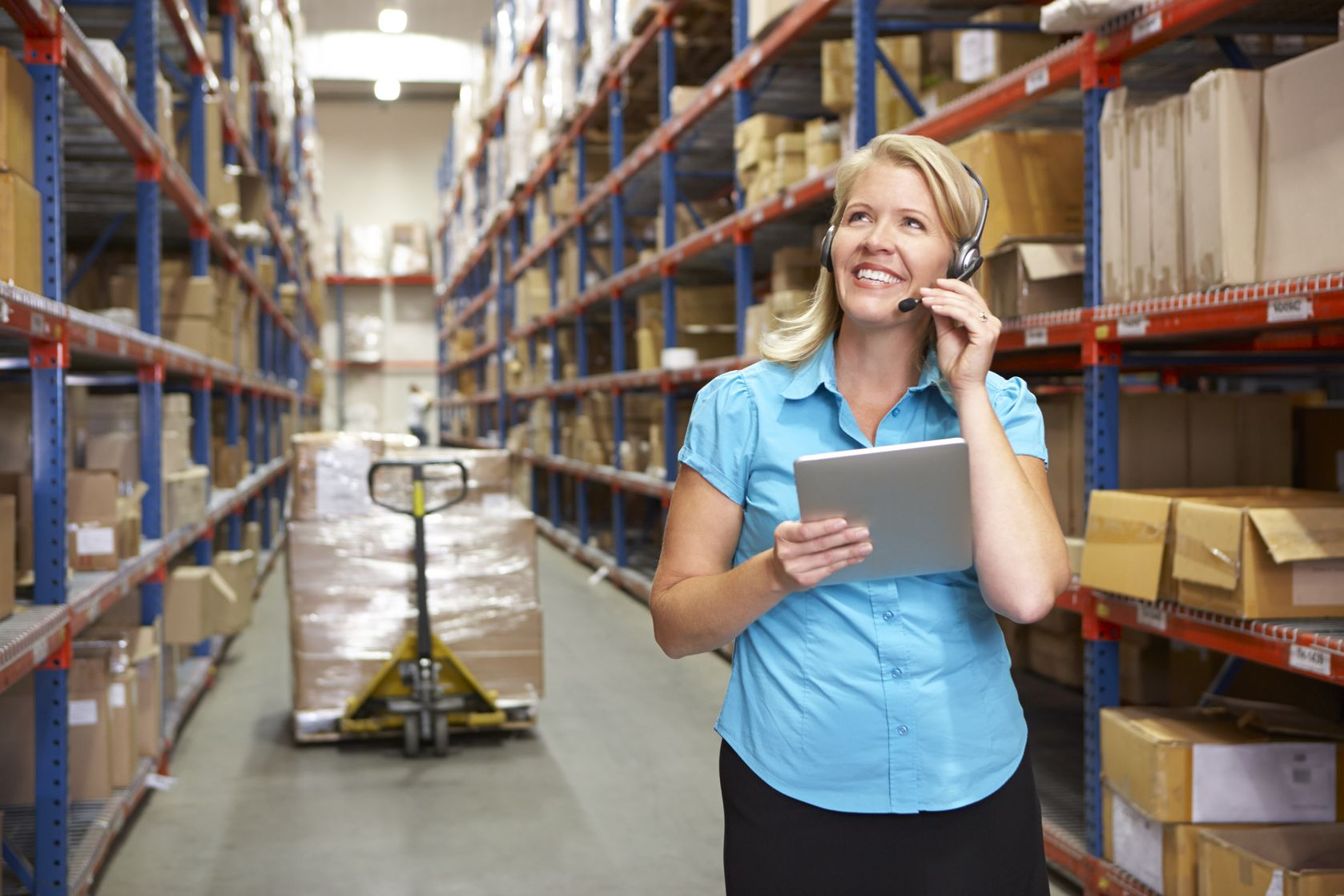 The Demands of Warehouse Technology